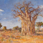 Boabab - A landscape by Heidi Beyers